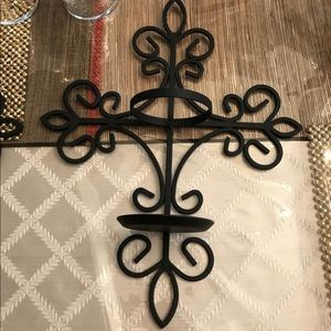 Pier 1 Wall Art - Wall candle holders